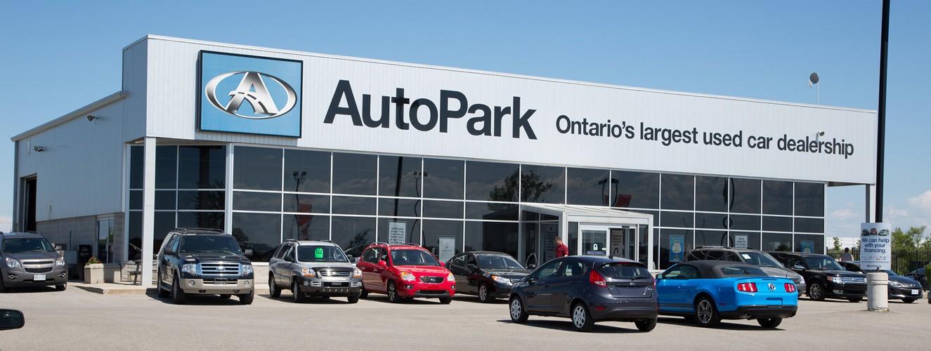 Used Car Dealer AutoPark Barrie