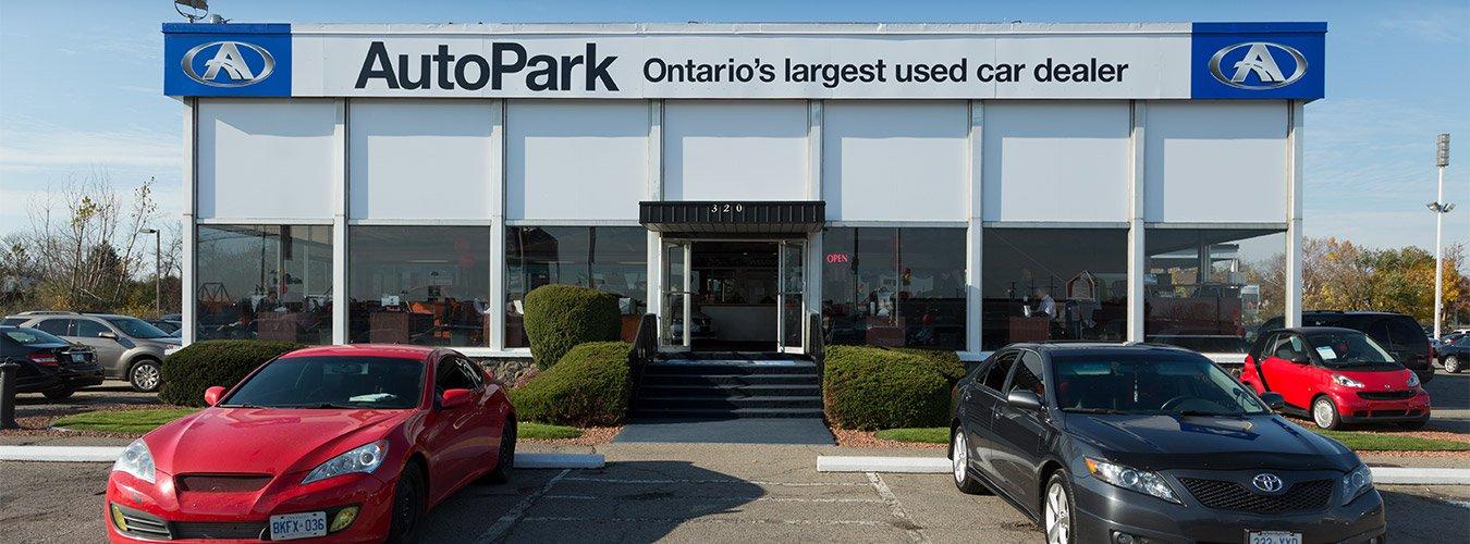 Used Car Dealer AutoPark Brampton