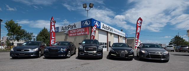 Used Car Dealer AutoPark Georgetown