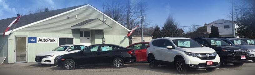 AutoPark Kincardine used car dealership